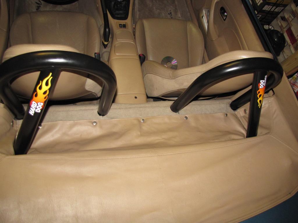 Fs Tan Tonneau Cover Miata Turbo Forum Boost Cars