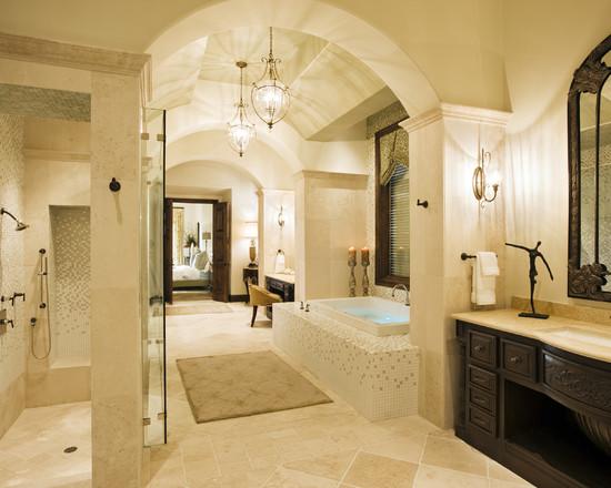 Rough Hollow Master Bath (Austin)