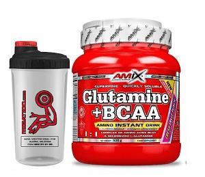 GLUTAMINA+BCAA