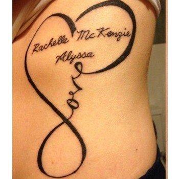 Tatuajes De Nombres Fotos De Tatuajes Con El Nombre De Tu