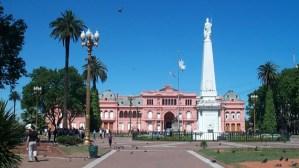 Plaza de Mayo Casa Rosada Buenos Aires City Tour
