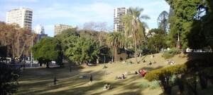 Barrancas de Belgrano, Buenos Aires