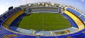 La Bombonera La Boca Buenos Aires