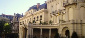 Avenida Alvear Recoleta