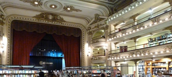 Libreria El Ateneo Grand Splendid Recoleta