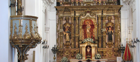 Iglesia del Pilar Recoleta