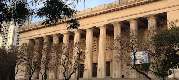 Facultad de Ingeniería San Telmo Buenos Aires