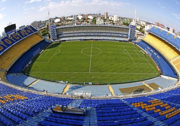 City Tour Buenos Aires Estadio La Bombonera Boca Juniors La Boca
