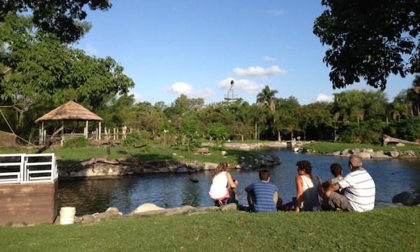 Zoo Bioparque Temaiken Buenos Aires Argentina
