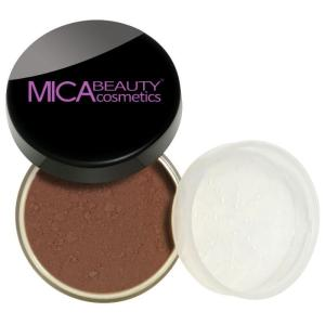 SAMPLE SIZE - MF8 - Loose Mineral Foundation Powder - Downtown Brown