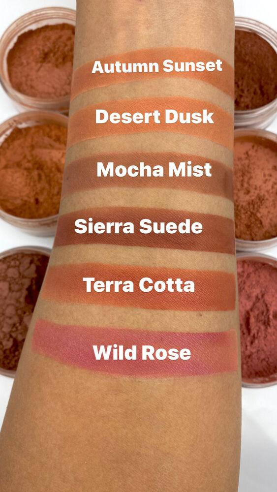 Terra Cotta Mineral Blush Powder
