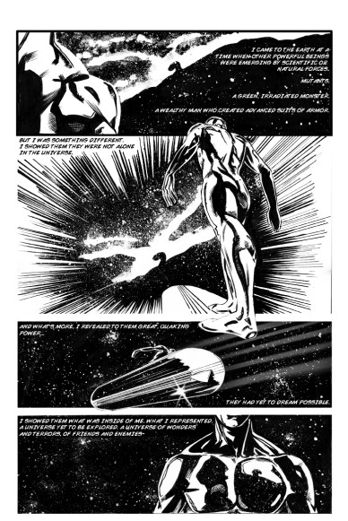 Silver Surfer: Beneath the Surface p.3