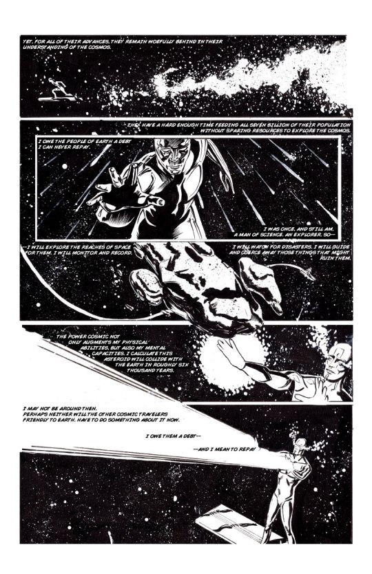 Silver Surfer: Beneath the Surface p.5