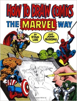 How To Draw The Marvel Way