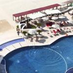 Vista hotel Sandos Cancun Luxury Resort