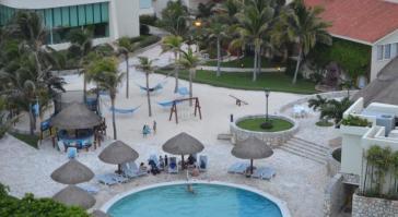 alberca Grand Park Royal Cancun Caribe