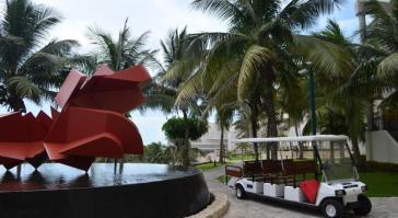 hotel cancun Grand Park Royal Cancun Caribe mexico