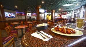 restaurante The Royal Sands cancun