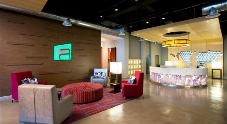 Day Pass hotel Aloft Cancún