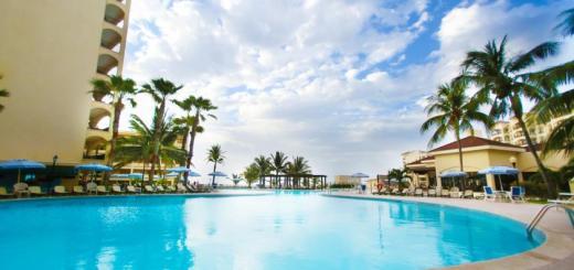 Hotel The Royal Caribbean Cancun
