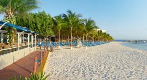 Playa hotel Barcelo Costa Cancun