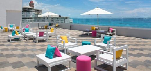 Restaurantes Aloft Cancun