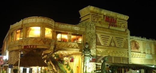 Hotel MayaFair Design Cancún