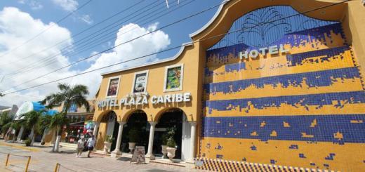 Hotel Plaza Caribe Cancún