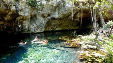 gran cenote en tulum