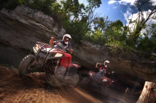 Tour ATV Jungle Expedition