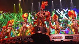Coco bongo antro zona hotelera Cancun
