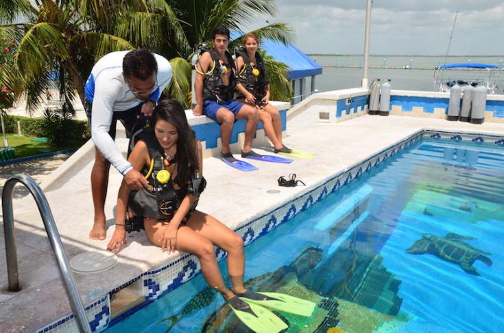 Day Pass Aquaworld Cancun