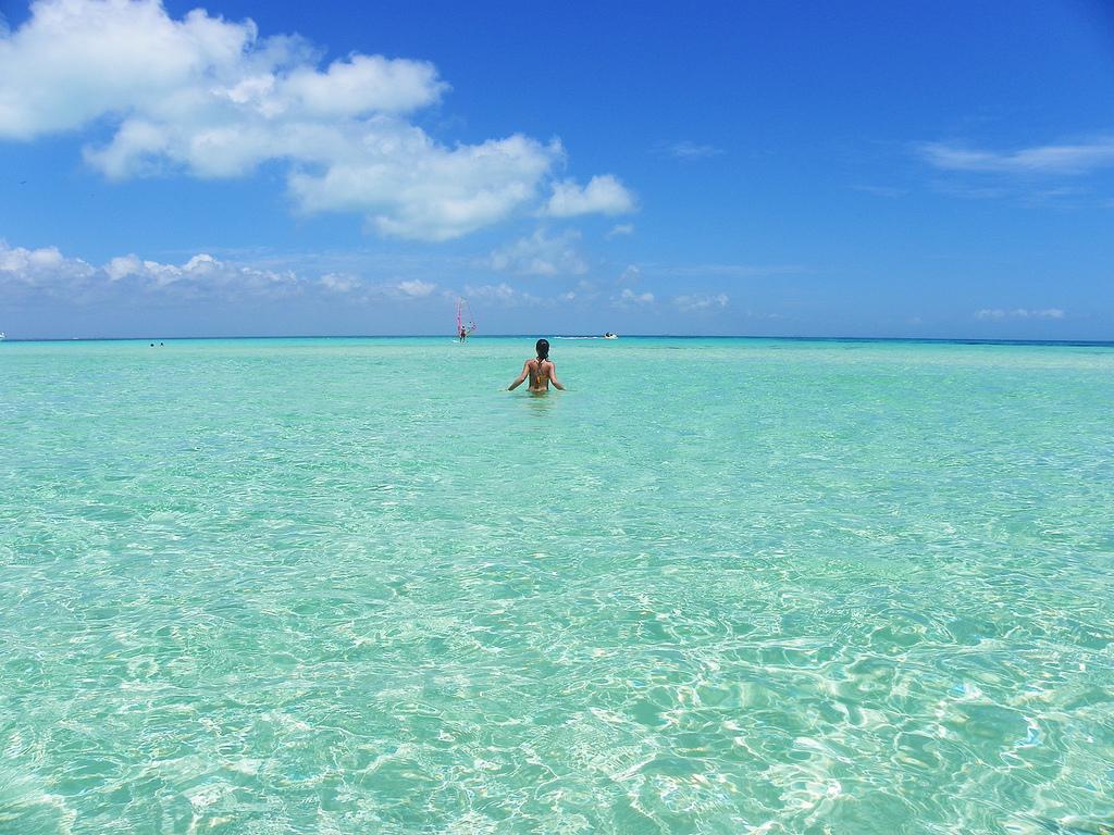 playa paraiso isla mujeres