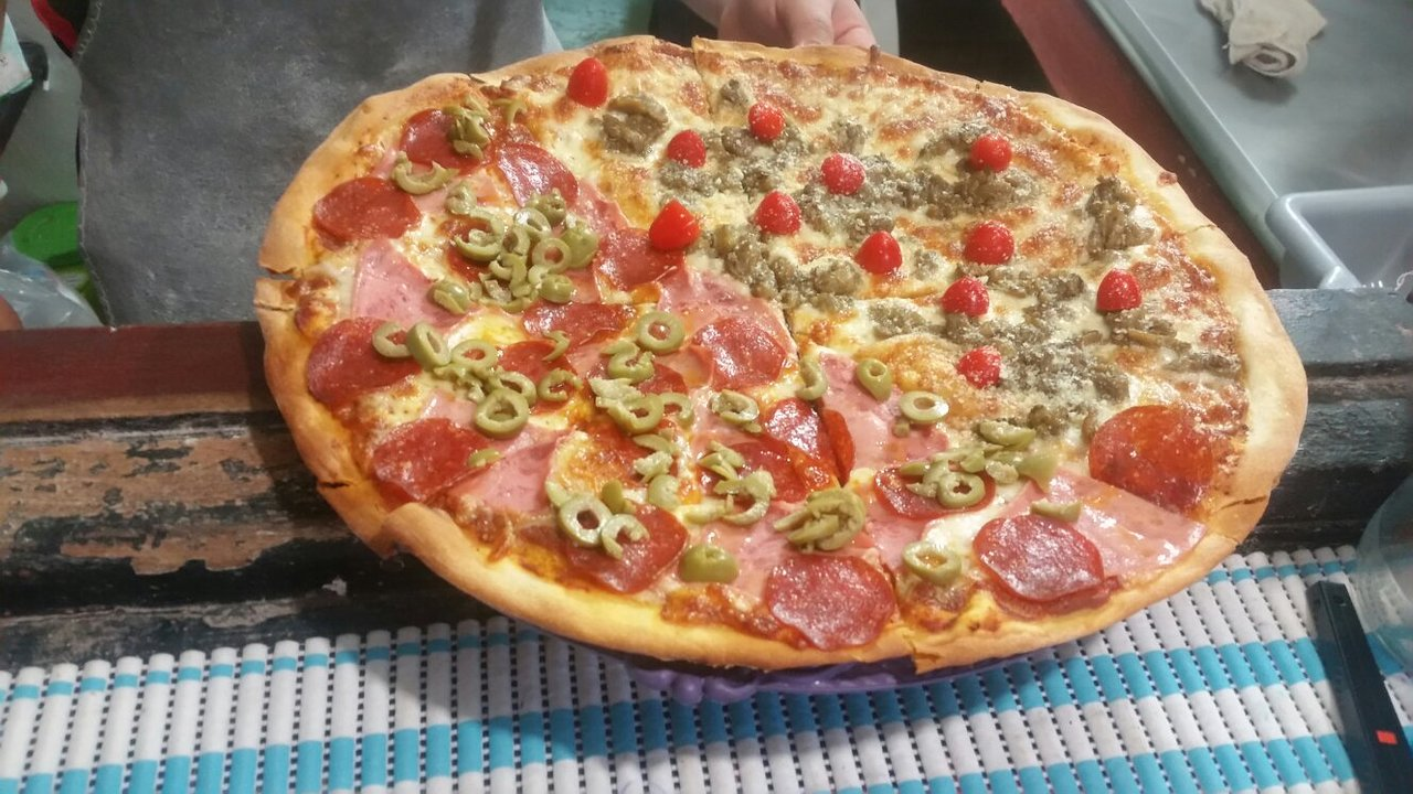 I Wanna Pizza Pizza en Puerto Morelos