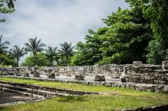 el rey zona arqueologica