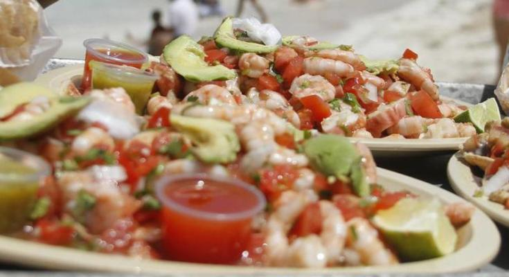 Restaurantes de mariscos en Cancún