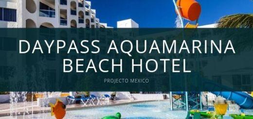 DayPass Aquamarina Beach Hotel