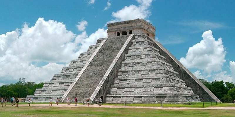 Zona arqueológica Chichen Itzá