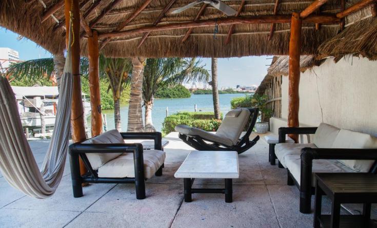 Azucena luxury villa hotel zone2