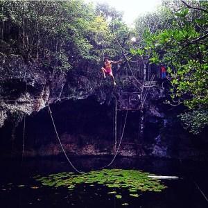 cenote kin ha puerto morelos