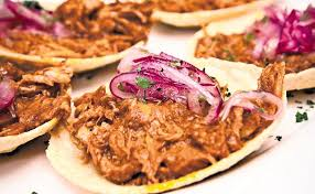 comida yucateca en holbox