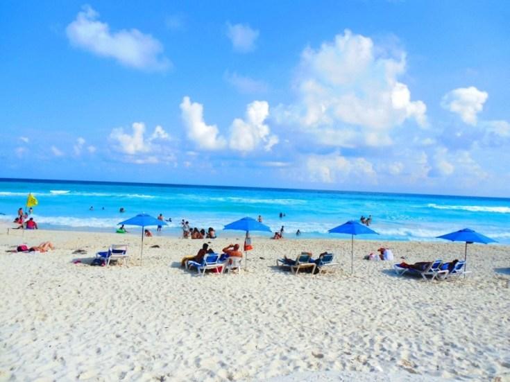 Playa Marlin Playa de Cancún