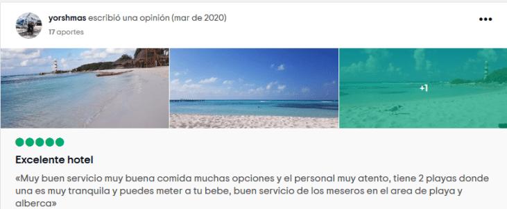 Turquoize at Hyatt Ziva Cancun reviews