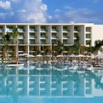 Grand Palladium Costa Mujeres Resort hotel todo incluido y familiar