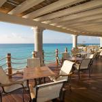 Grand Park Royal Cancún restaurante mirador