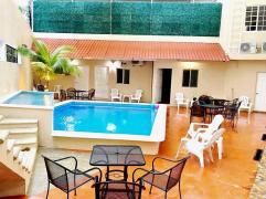 Hotel Xaman cancun economico