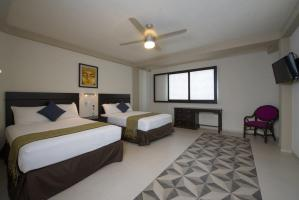 PaXa Mama Hotel Boutique 3 estrellas cancun
