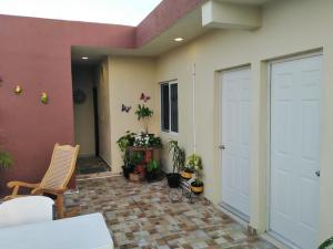 RoomsCeibo cancun alojamiento economico