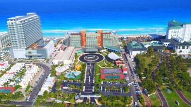 hotel 5 estrellas en cancun frente al mar