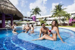 Temptation Cancun Resort solo adultos